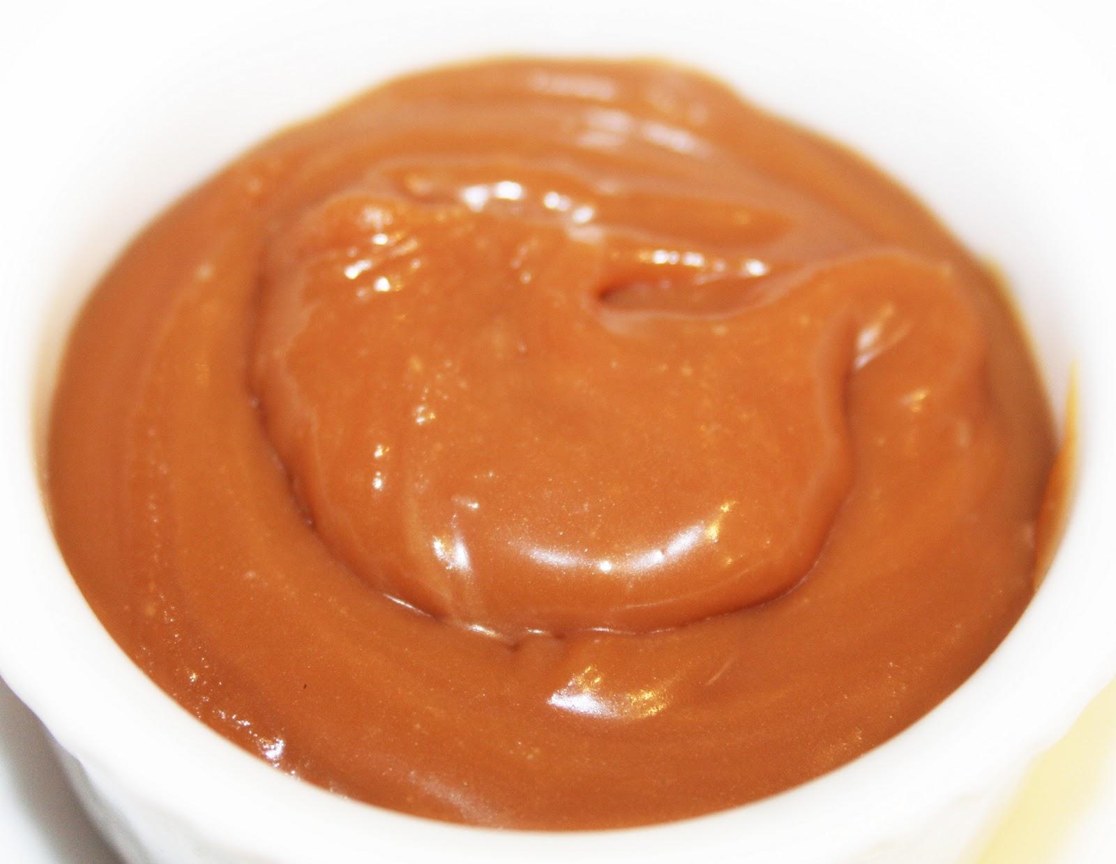 La cuisine de bernard sauce au caramel au beurre sal - Recette caramel beurre sale breton ...