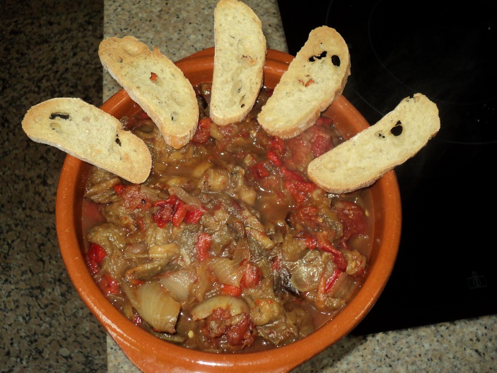 Cocinar para los mios verduras al horno ali adas - Cocinar verduras al horno ...