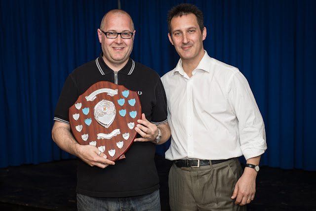 Supporter of the Year, Mark Hyde (c S Foster/WFC)