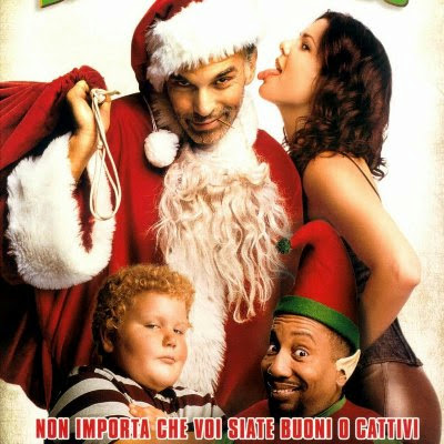 Watch free full Movie Online Bad Santa (2003)