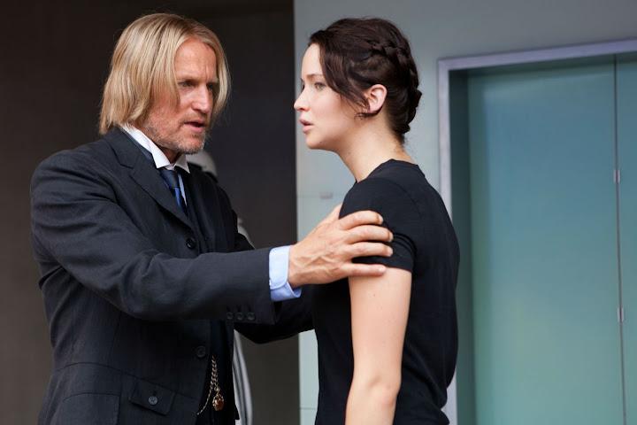 Los Juegos del Hambre. Haymich y Katniss
