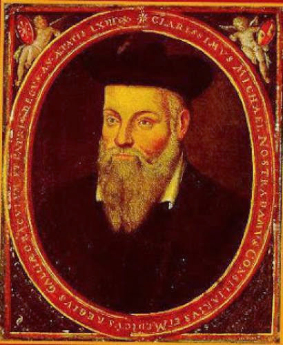 The Complete Works Of Nostradamus English And French