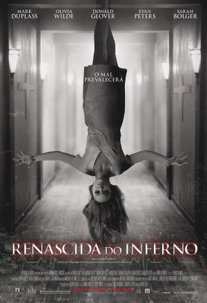 Filme Poster Renascida do Inferno HC HDRip XviD Dual Audio & RMVB Dublado