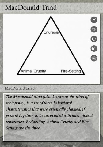 the macdonald triad