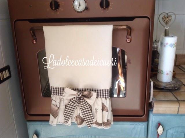 Ladolcecasadeicuori : Coordinato per cucina country...
