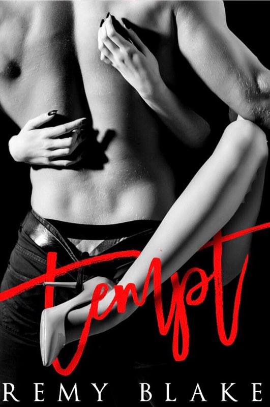 Book Cover, TEMPT, by Remy Blake