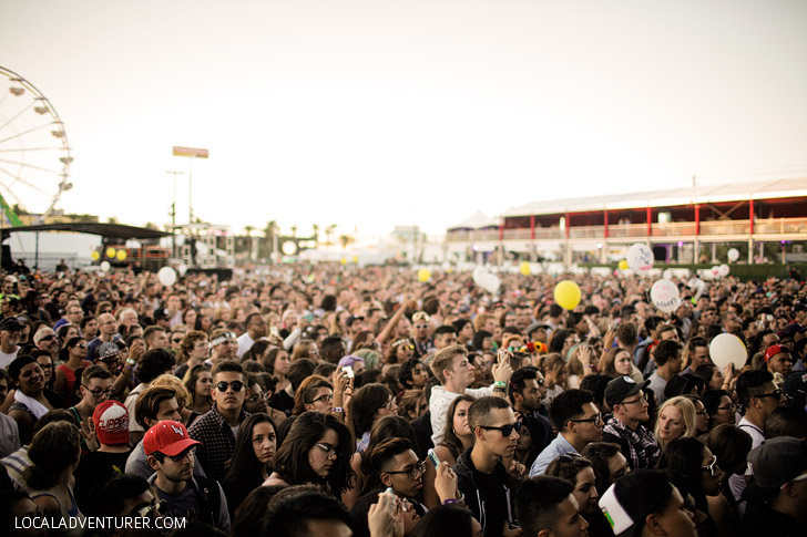 Fitz and the Tantrums Tour Life is Beautiful Festival 2014.