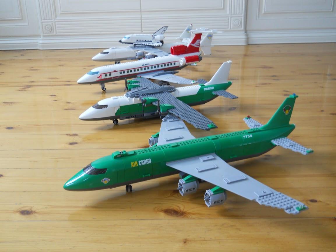 лего картинки самолёты