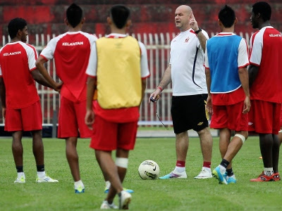 The Red Warriors ke-156 terbaik dunia