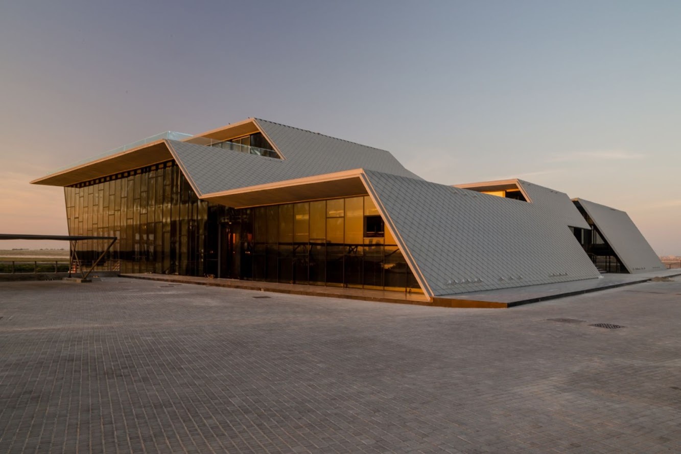 Sales Center: AL ZORAH PAVILION by ANNABEL KARIM KASSAR