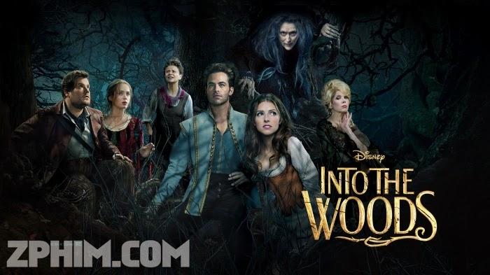 Ảnh trong phim Khu Rừng Cổ Tích - Into the Woods 1