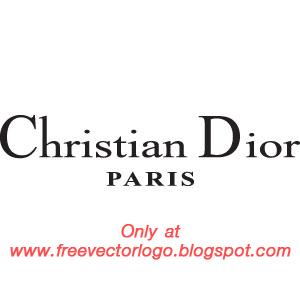 Christian Dior logo vector
