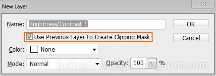Use clipping masks