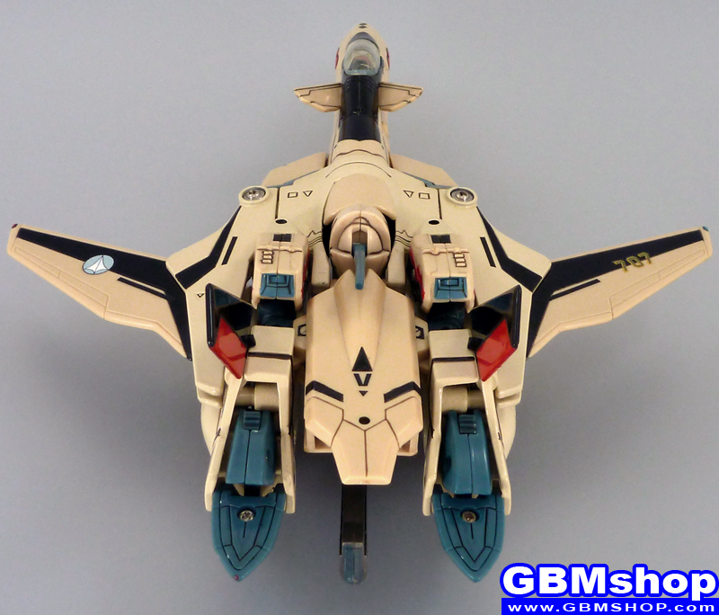 Macross VF-X VF-19A VALHALLA III Fighter Mode