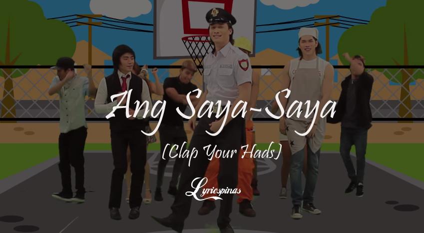 1:43 Ang Saya-Saya Clap Your Hads