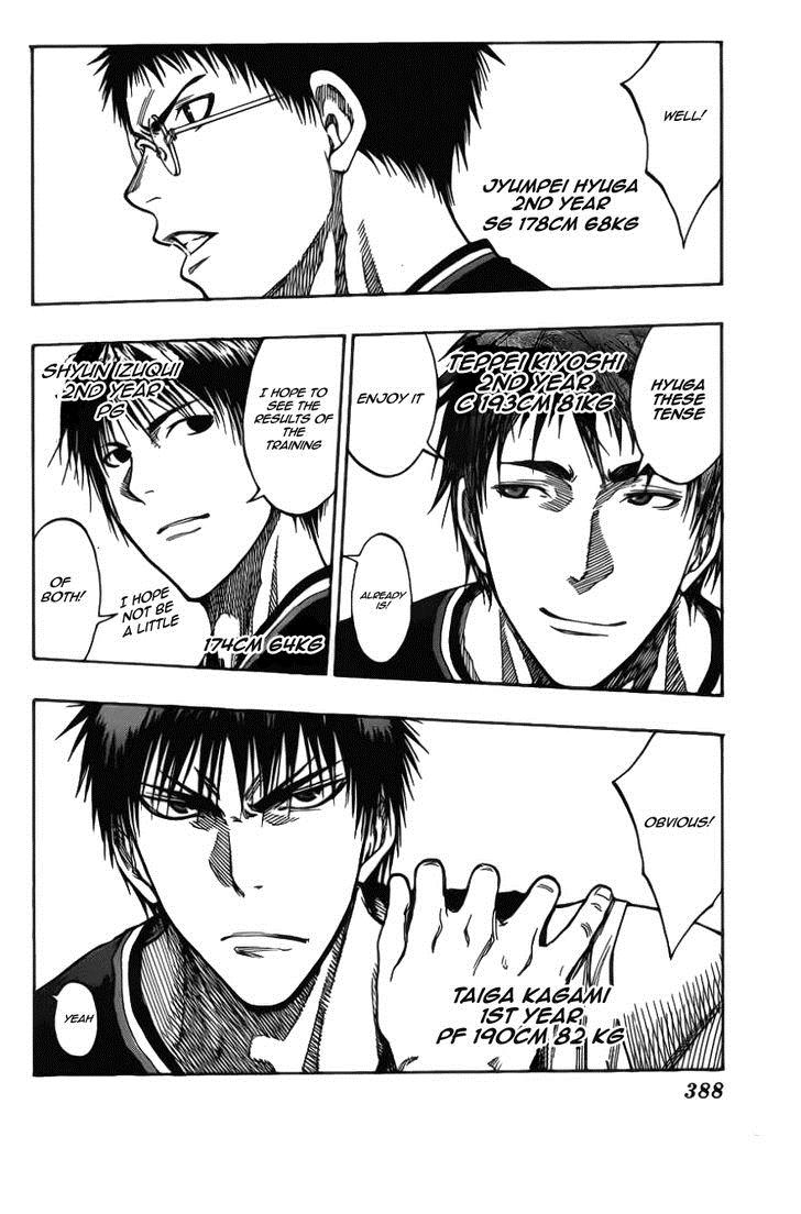 Kuroko no Basket Manga Chapter 145 - Image 08
