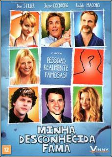 Filme Poster Minha Desconhecida Fama DVDRip XviD Dual Audio & RMVB Dublado