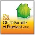 microsoft office famille et etudient 2010