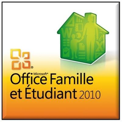 T l charger microsoft office famille et etudient 2010 - Office famille et etudiant 2010 gratuit ...