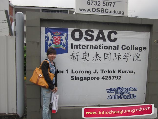 DU HỌC SINGAPORE NGÀNH DU LỊCH KHÁCH SẠN TẠI TRƯỜNG OSAC INTERNATIONAL COLLEGE