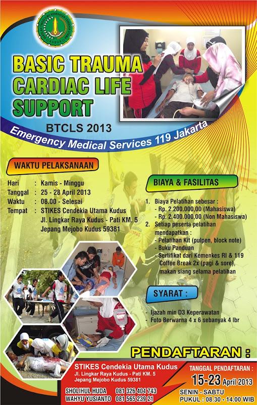 BTCLS STIKES Cendekia Utama Kudus 2013