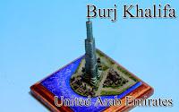 Burj Khalifa ‐United Arab Emirates-