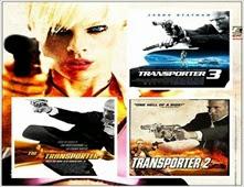 سلسلة افلام الاكشن Transporter
