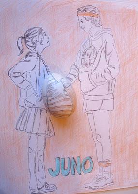 Juno egg