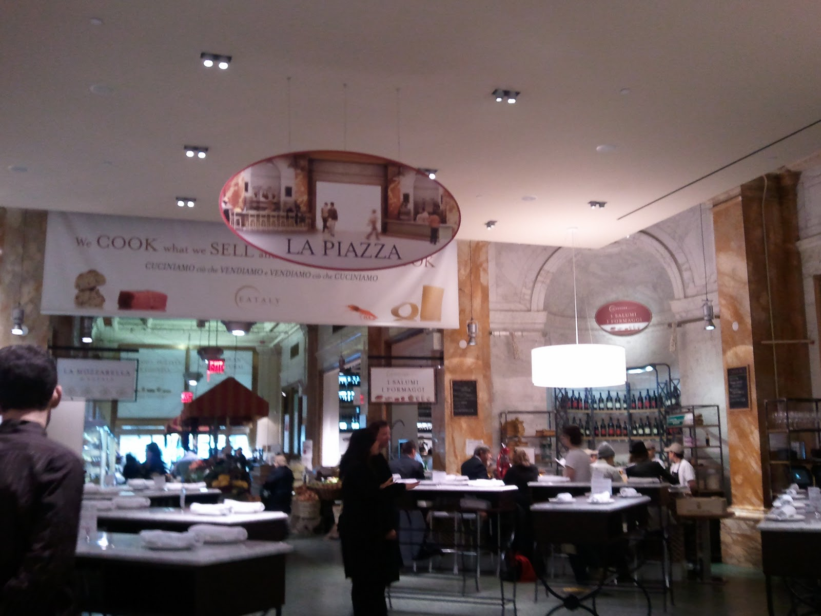 Eataly 2h for 200 5th ave 8th floor new york ny 10010
