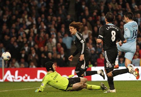 Samir Nasri, Manchester City - Chelsea