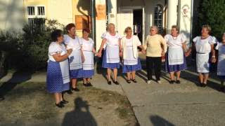 Népdal ének - Jákó Búzavirág Nyugdíjas Klub - Szüret