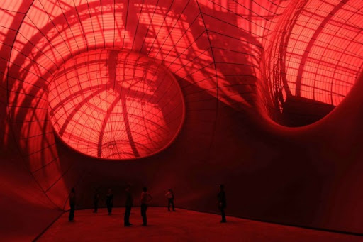 Leviathan by Anish Kapoor 7