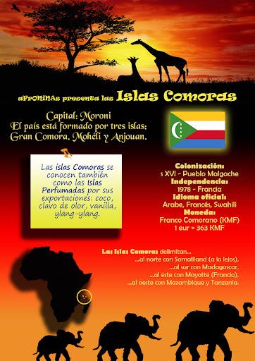 Africa, Comoras