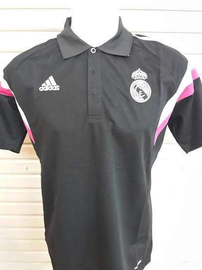 Jual Polo Real Madrid Hitam 2014-2015