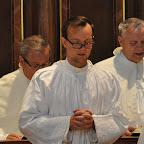 Einkleidung Frater Emmanuel Sojer - Stiftskirche Wilten - 24.08.2013