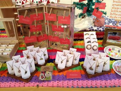 pollyannacowgirl, craft display, craft fair, pollyanna cowgirl