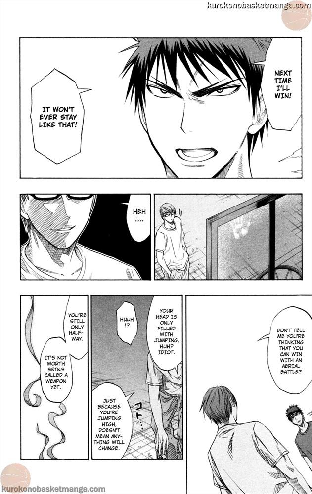 Kuroko no Basket Manga Chapter 61 - Image 18