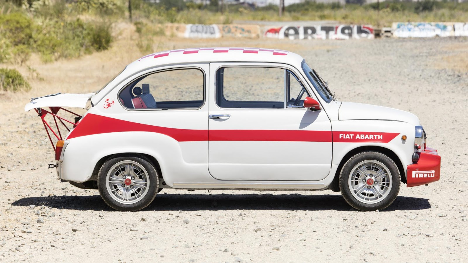 1967 Fiat Abarth 850 'TC Tribute'