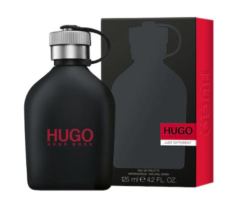 9. HUGO BOSS - BOF JUST DIFFERENT EDT