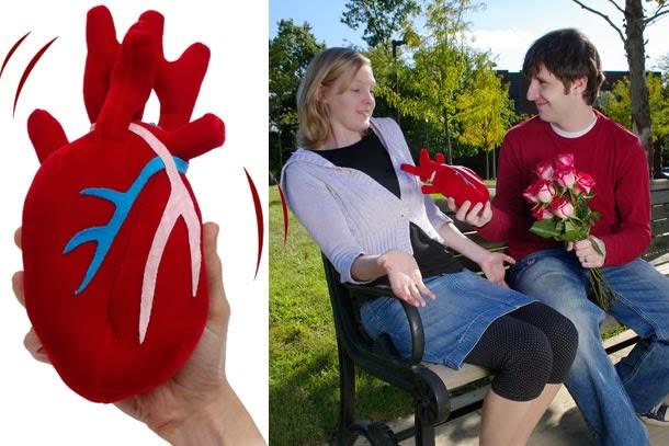 3. Con il cuore in mano.