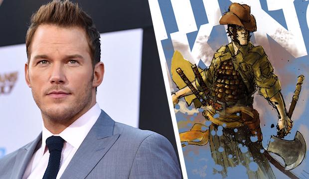 Chris Pratt to Headline 'Cowboy Ninja Viking' Adaptation