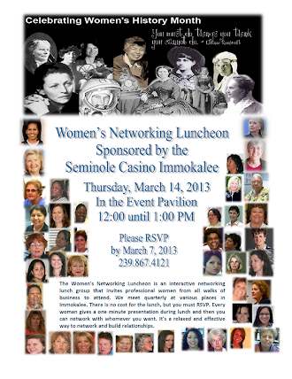 IMMToday Woment's Networking Luncheon