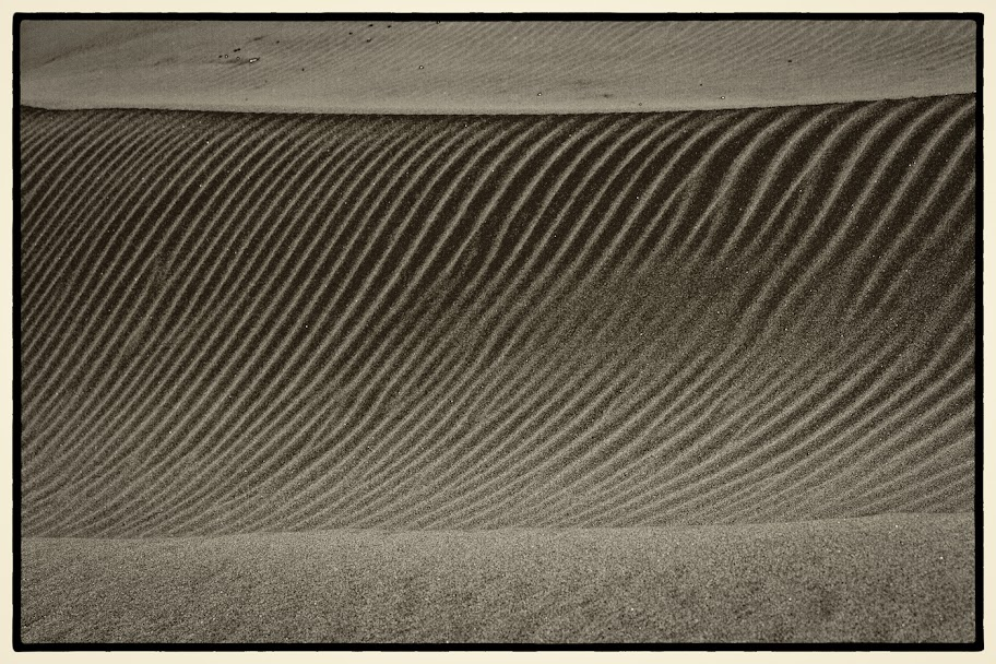 """Sand Ripples"" by Bruce Straits"
