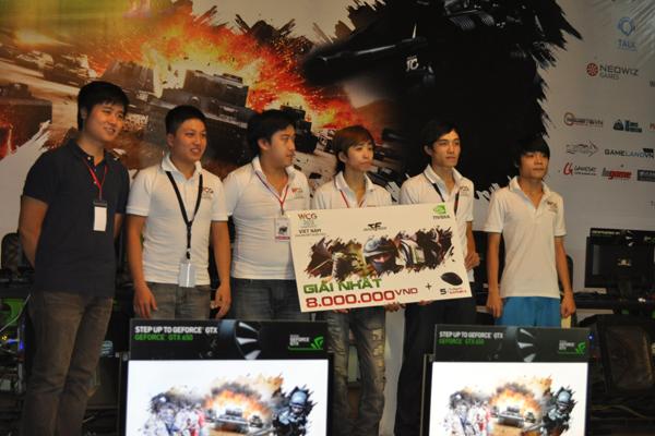 WCG 2013: Kết quả vòng chung kết quốc gia 5