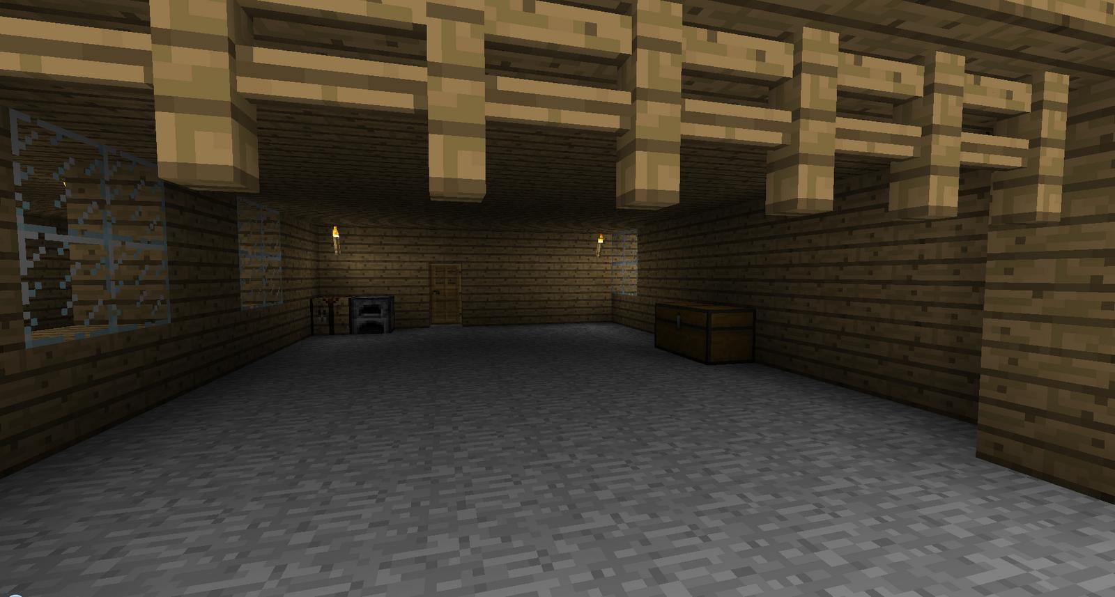 minecraft minecraft Modern House