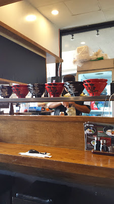 Jinya Ramen Bar, at Mid-Wilshire in Los Angeles