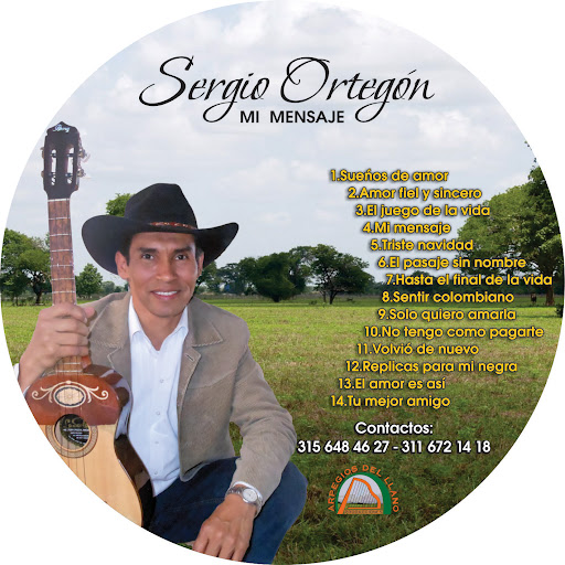 Sergio Ortegon