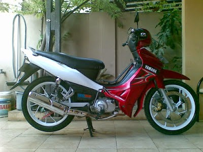 jupiter z modifikasi balap