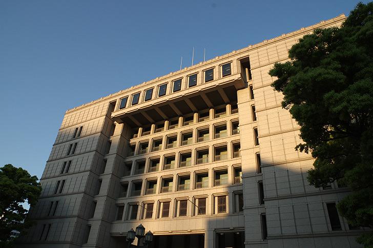 大阪市役所の商用利用可能なフリー写真素材