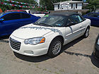 2004 Chrysler Sebring Touring Convertible 2-Door 2.7L